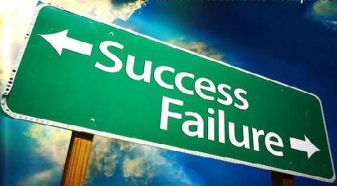 L'échec, c'est chouette !