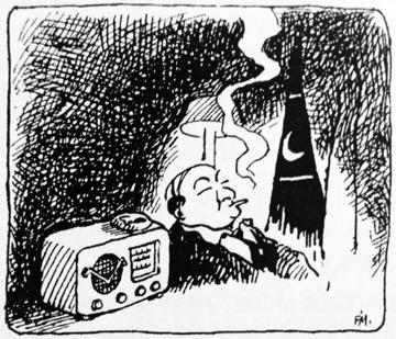 Les écluses sonores de la parole: Léon-Paul Fargue, la voix, la radio (Nanterre, 14 juin 2019)