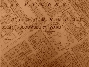 Bloomsbury: A Geography of Heritage