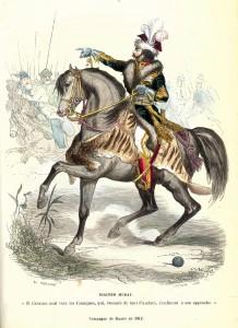 Marco de Saint-Hilaire E. Histoire de la campagne de Russie pendant l'année 1812. Paris : E. Penaud, 1846. Cote BIU Lsh : 80042