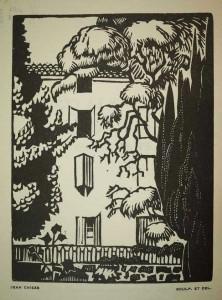 Almanach vivarois 1931. Éd. du Pigeonnier, p. 4. Cote 88646