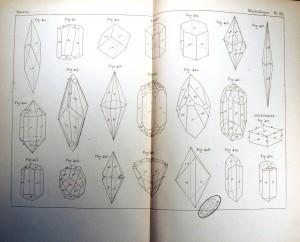 Delafosse, Gabriel.  Cours de minéralogie. Paris : De Roret, 1858-1862. Cote 46087