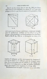 Friedel, Charles. Cours de minéralogie. Paris: Masson, 1893. Cote 46431