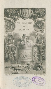 Frontispice du tome XVIII, par C.-P. Marillier
