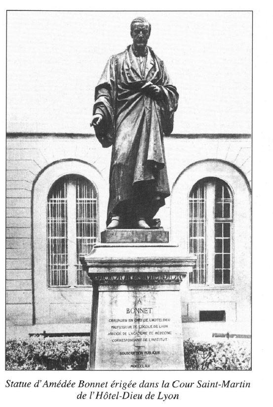 Amédée Bonnet statue