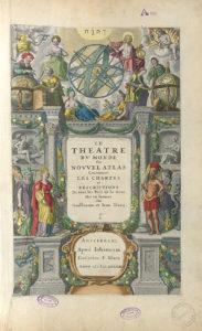 LeTheatre dumonde[...]. Amsterdam: Blaeu, 1643
