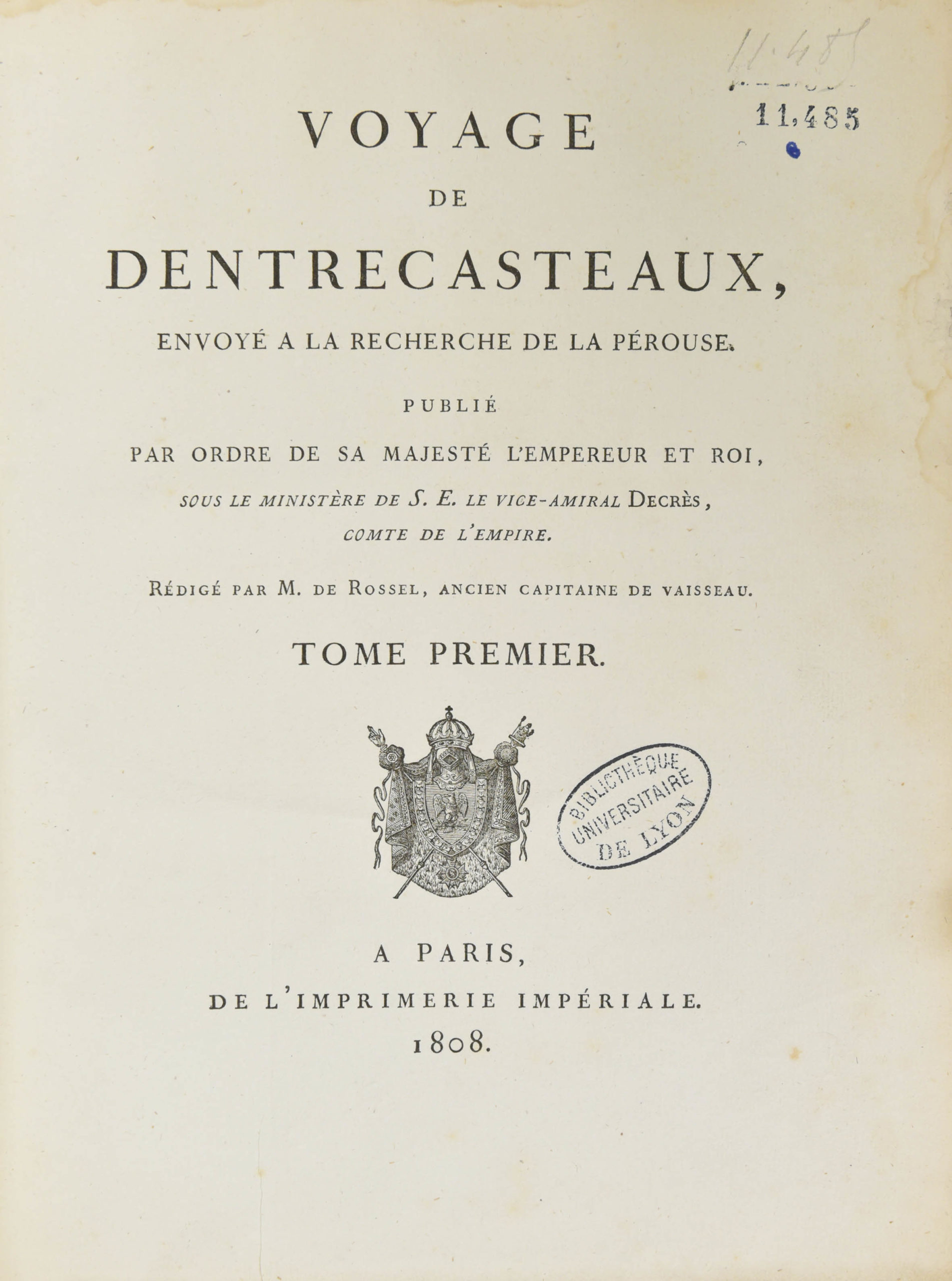 Dentrecasteaux - 1