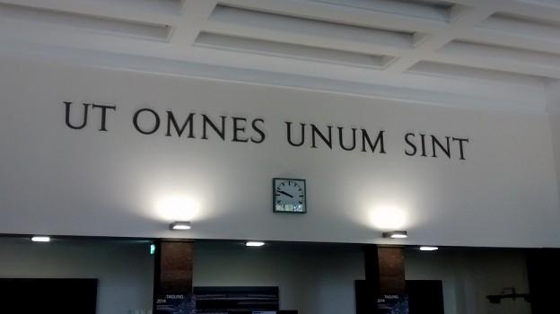 Ut omnes unum sint – Teil IV