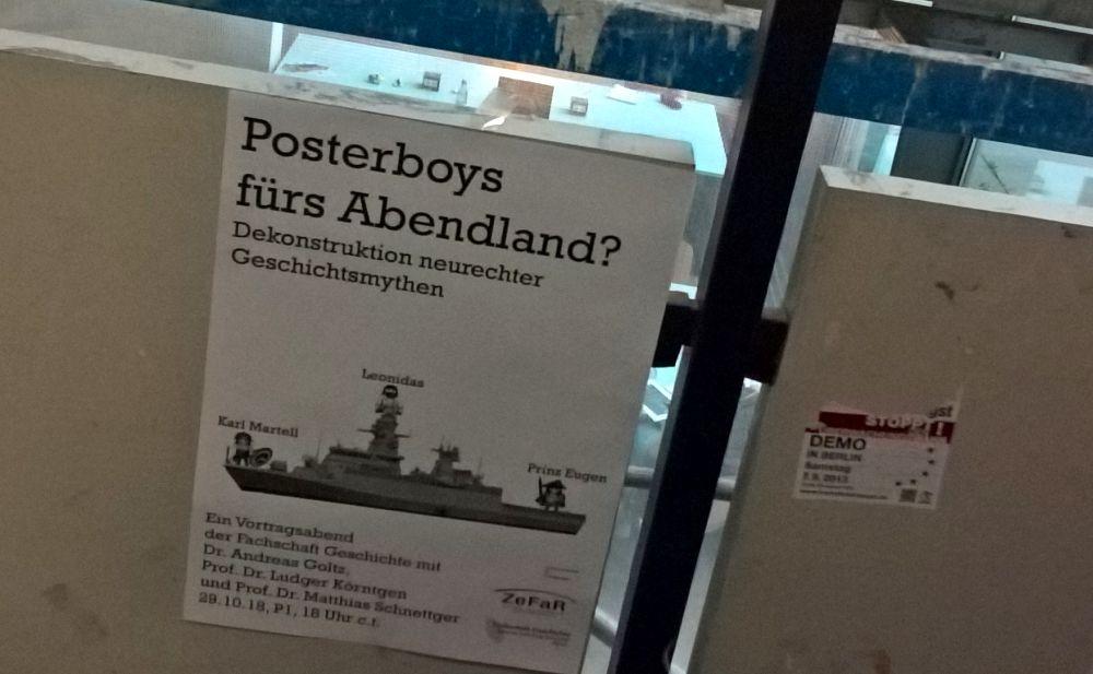 Zum Verschwinden der Germanen