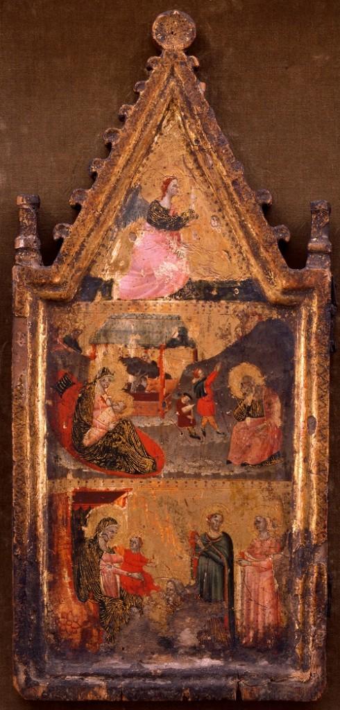 1325-50 Giovanni Baronzio Birmingham Barber