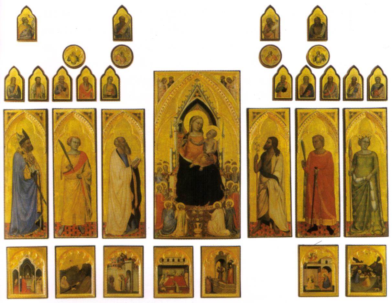 1330-38 BDaddi Fi Uffizi WM Sailko Gloria Fossi Giunti 2004
