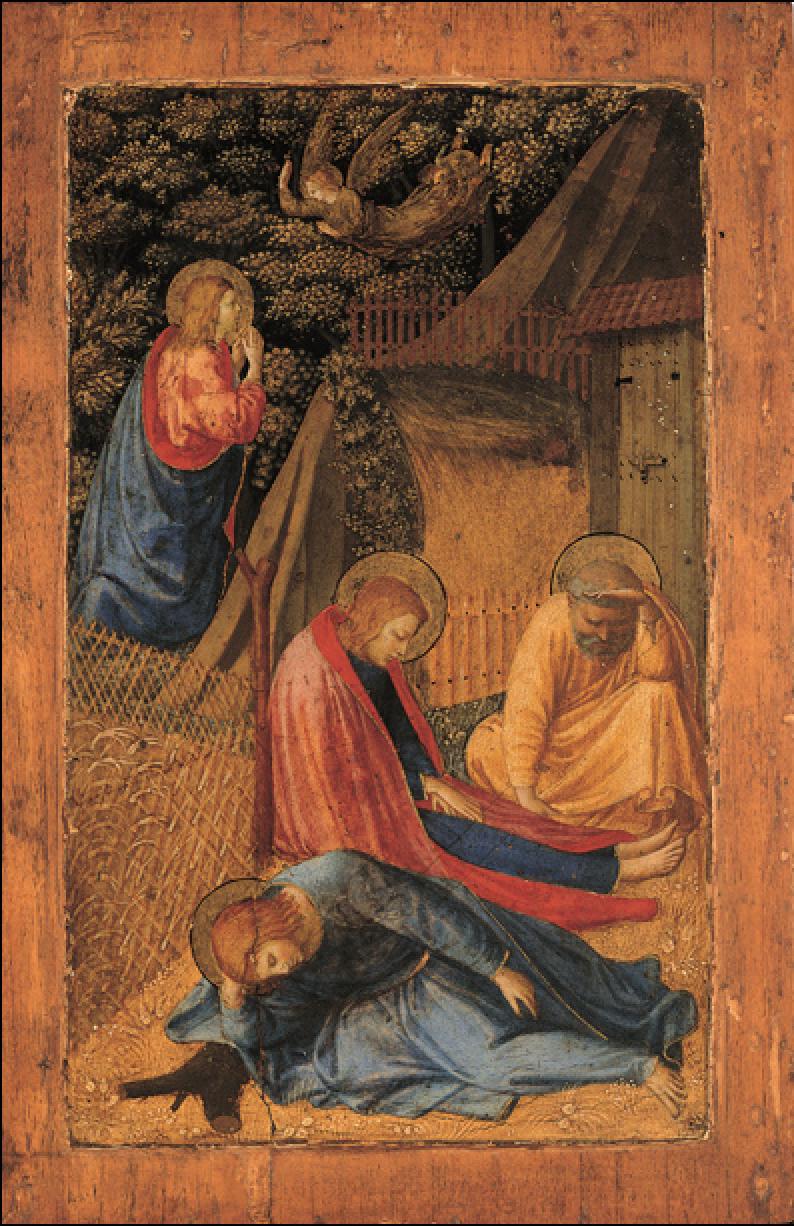 1428 ca Angelico Forli orazione