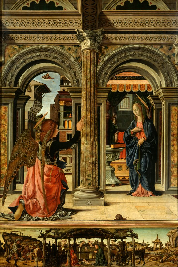 1470-72 Francesco del Cossa Dresda
