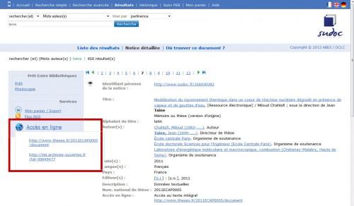 sudoc_acces en ligne