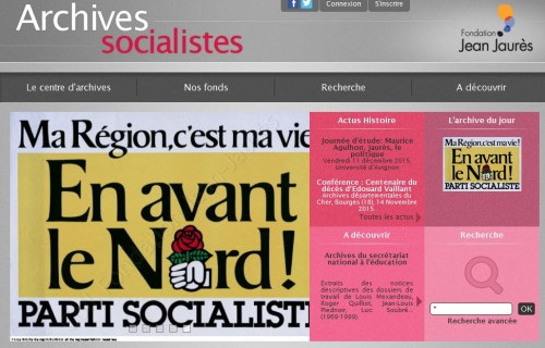 archivessocialistes
