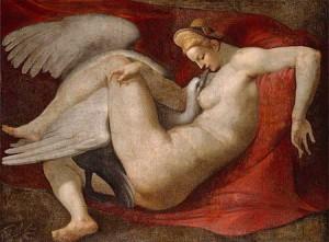 leda de miguel ángel