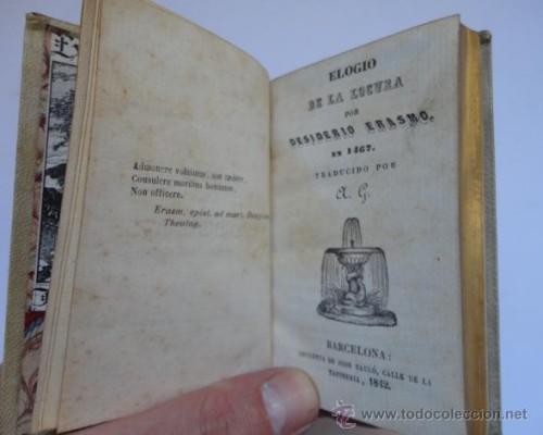 """La versión española del """"Elogio"""" del siglo XIX"""