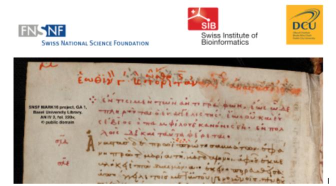 Virtual Research Environments and Ancient Manuscripts 10-11 September 2020