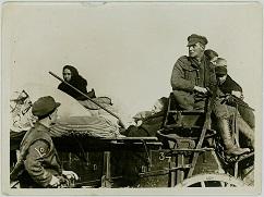 Réfugiés, 1916
