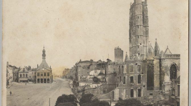 «Eglises, clergés et croyants en Picardie en 1918» samedi 10 Février, 15H, Historial