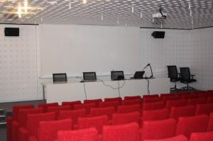 Hörsaal des Departementalarchivs Bas-Rhin (Straßburg)