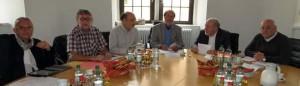 Das Comité trinational in Speyer