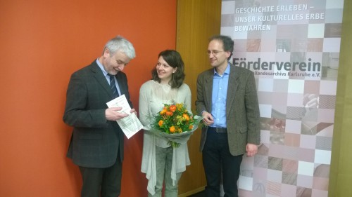 Schöpflin-Preisverleihung 2015