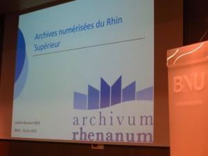 Abschlussveranstaltung BNU Straßburg