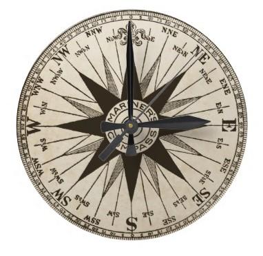 Richtungspresse – Meinungslandschaft? Wie wäre es mit einem Kompass