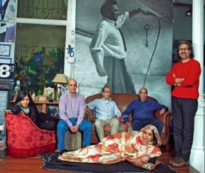 Poetas castellanos del Sáhara