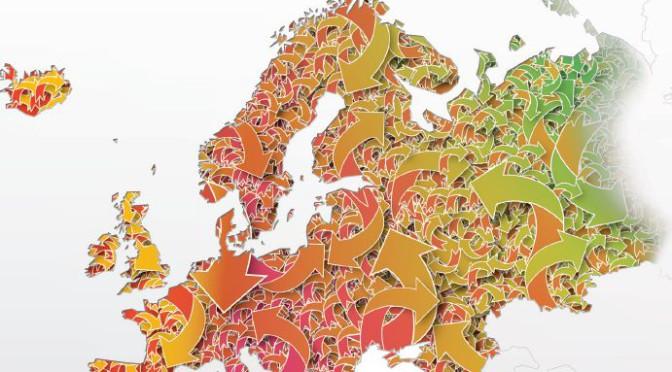 Les flux migratoires intra-européens : entre rupture et continuité