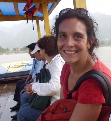 Laetitia Perrier Bruslé _ avril 2013, rio Beni