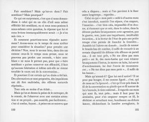 Nathalie Sarraute, L'usage de la parole, Gallimard, 1980.