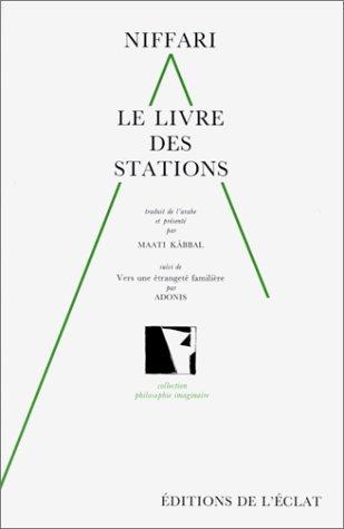 Niffari, Le Livre des Stations