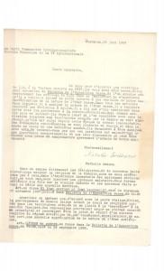 Lettre de Sedova 1947 sur nature de l'URSS - Trosky