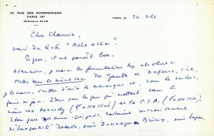 Page 1 Lettre Daniel Guérin 64