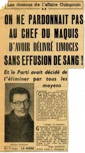 FT 30 septembre 1952