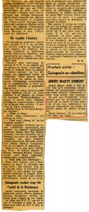 Affaire Georges Guingoin  FT 30 septembre 1952 (3)