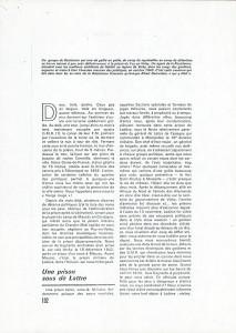 La grande évasion par Abert Demazière 2