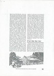 La grande évasion par Abert Demazière 9