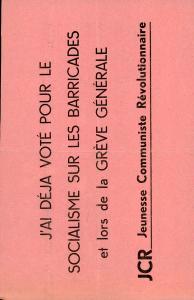 Tract JCR mai 68 recto