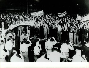 Barcelone 1936  Fonds Chauvin