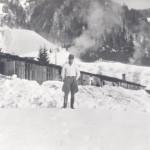 Camp du Loibl Pass unSS hivers 1942-1943 - Fonds Chauvin-CHS