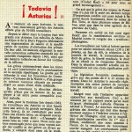 Grèves Asturies 1964, article Solano