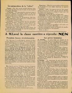 L'Insurgé octobre 1942 page 3