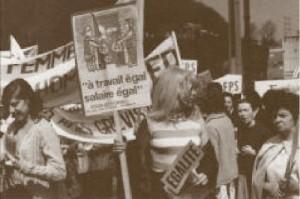 Femmes en grève Herstal