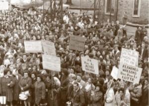 Grève 1966 femmes