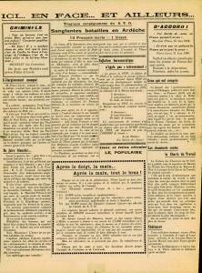 Le Populaire septembre 1943 page 2