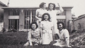 Jenny Plocki 1945