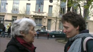 Jenny Plocki et Emmanuelle Brabant